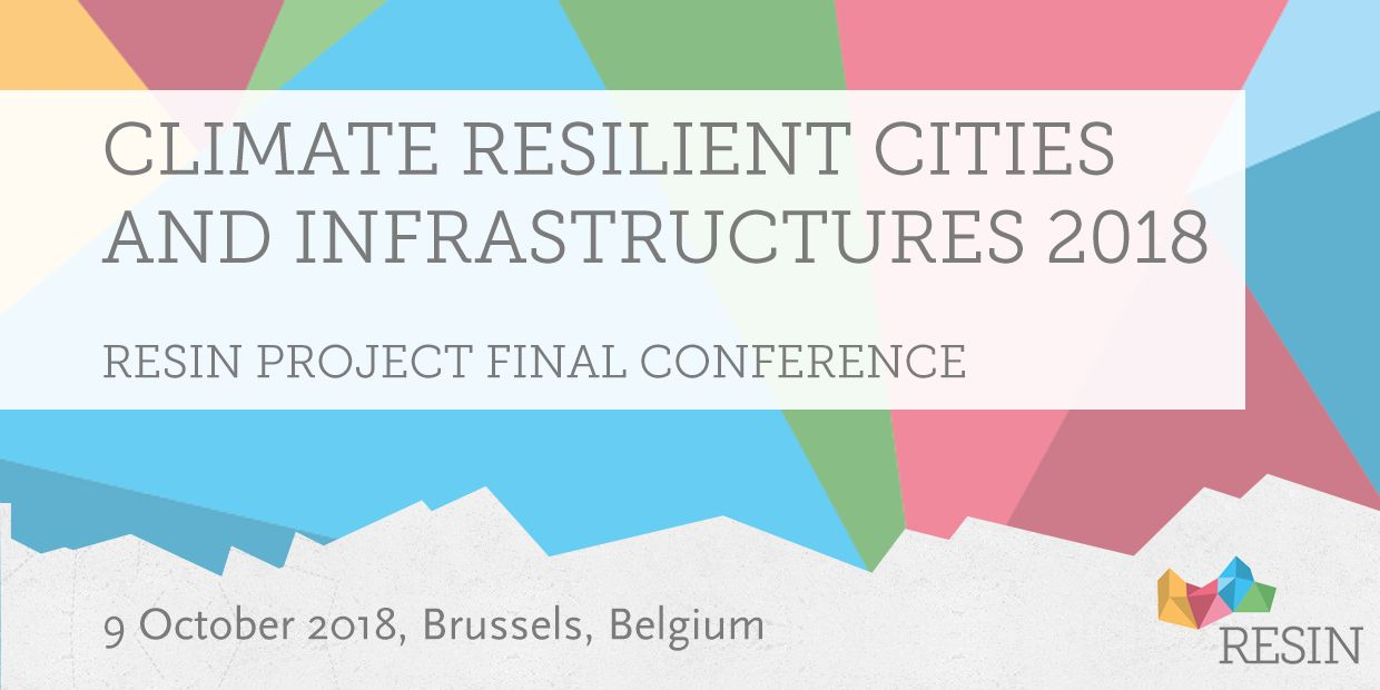 Climate Resilient Cities and Infrastructures 2018