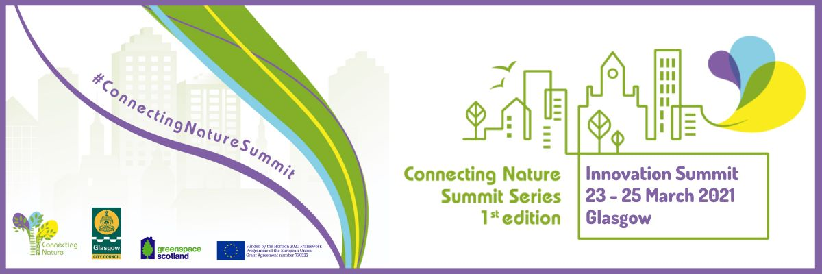 Connecting Nature Summit Series - Innovation Summit
