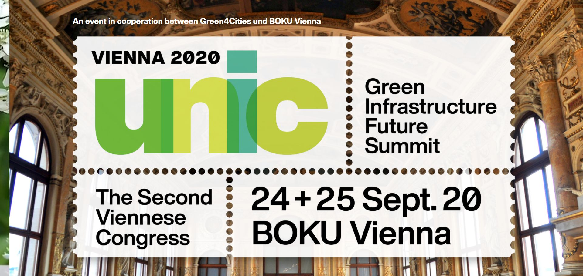 UNIC Green Infrastructure Future Summit
