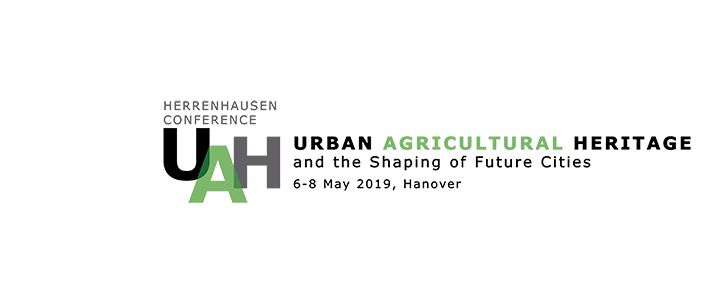Urban Agricultural Heritage and the Shaping of Future Cities