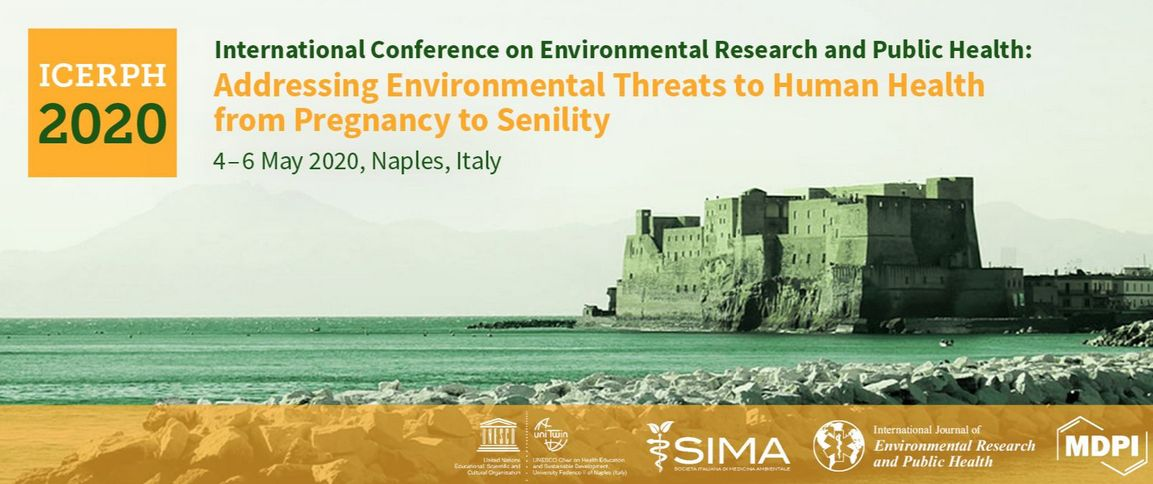 1st International Conference on Environmental Research and Public Health