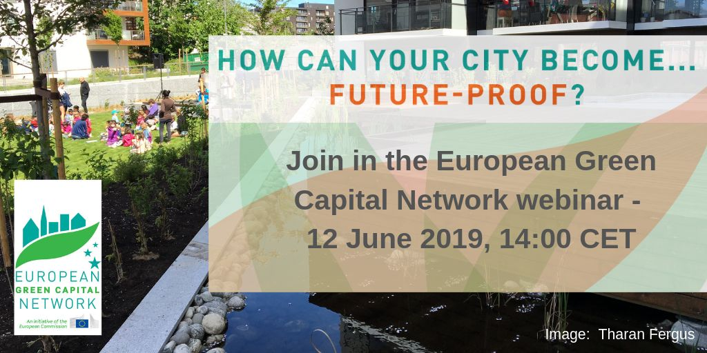 How can your city become future-proof?