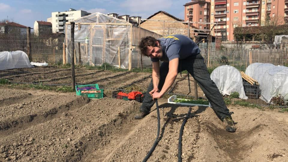 Agents of change – an interview with urban gardening visionary Matteo Baldo