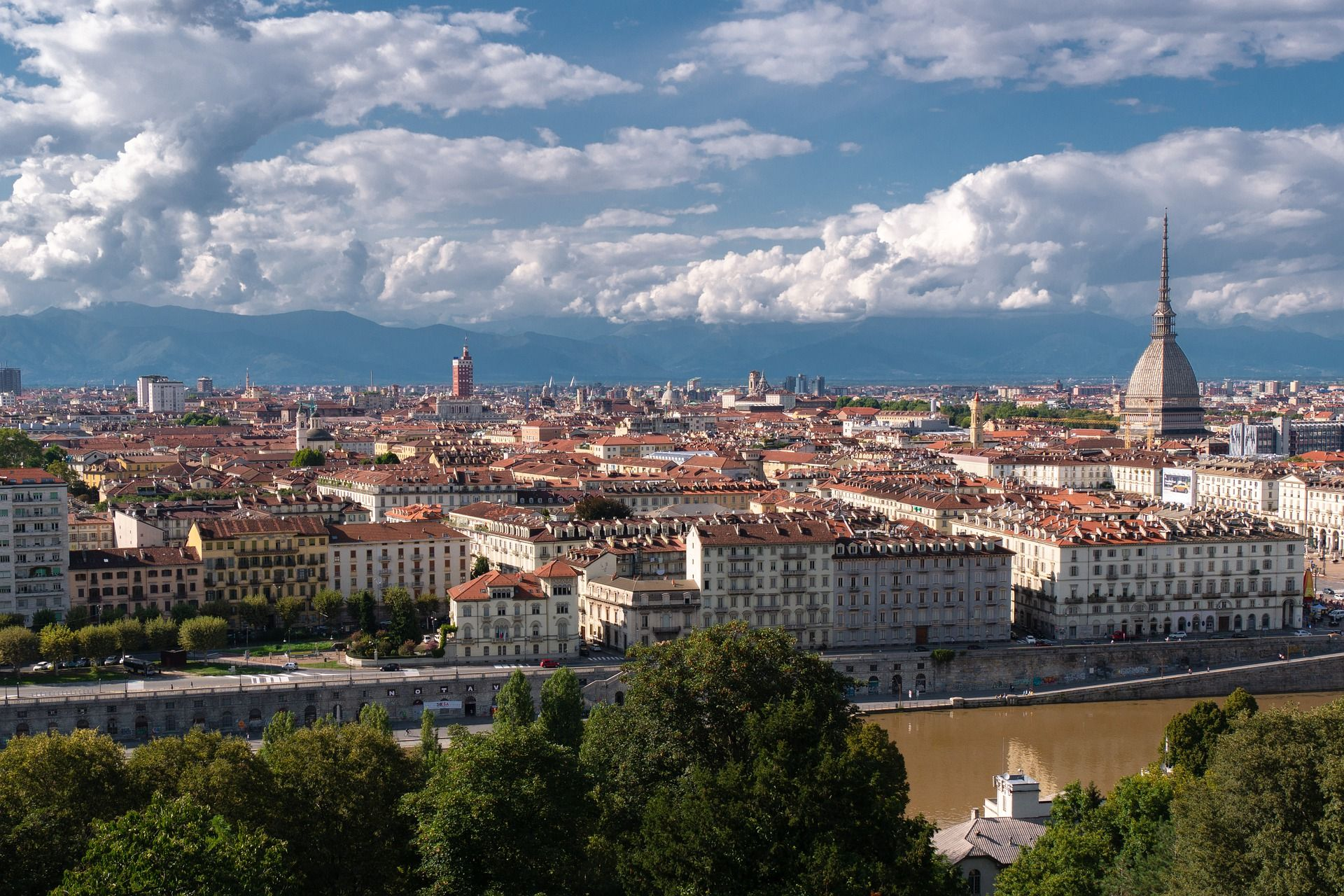 Take a tour of Turin's nature-based transformation!